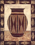 Tribal Urn I