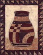 Tribal Urn III