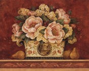 Peony Tapestry