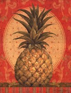 Grand Pineapple Red