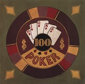 Poker - $100
