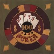 Poker - $100