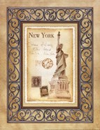 New York Postcard