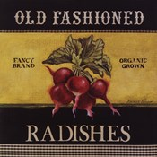 Old Fashioned Radishes