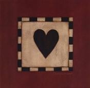 Heart - square