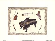 Piano and Instruments II