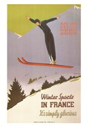 Winter Sports in France