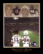 Twin City Boys - Daunte Culpepper & Randy Moss
