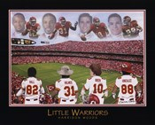 Little Warriors - Green, Holmes, Gonzalez, &amp;Hall