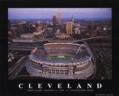 Cleveland - First Browns Game