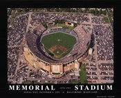 Memorial Stadium - Baltimore, Md