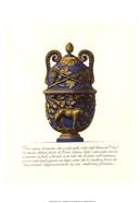 Blue Urn II