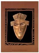 African Mask I