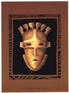 African Mask III