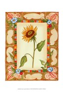 French Country Sunflower I