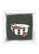 Cherries in Bowl