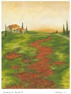 Tuscany at Sunset II