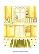 Retro Kitchen I