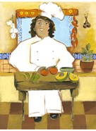 Jolly Mexican Chef