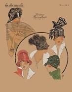 Elegant Chapeau I