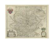 Thvringia Map