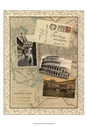 Post Cards from Rome