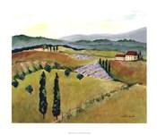 Daydreams in Tuscany I