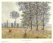 Fields in Spring, 1884