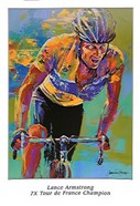 Lance Armstrong - 7X Tour de France Champion