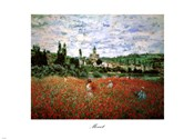 Field of Poppies, Vetheuil