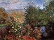 Garten von Montgeron