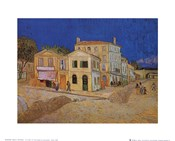 The Yellow House, Arles, c.1888