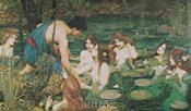 Hylas and the Nymphs, c.1896
