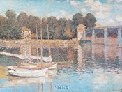 The Bridge at Argenteuil, c.1874