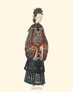 Chinese Mandarin Figure XI
