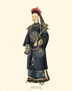 Chinese Mandarin Figure VI