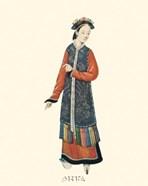 Chinese Mandarin Figure IX
