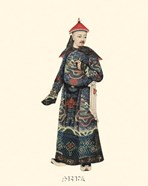 Chinese Mandarin Figure I