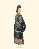 Chinese Mandarin Figure II