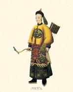 Chinese Mandarin Figure VII