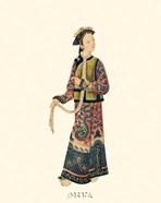 Chinese Mandarin Figure V