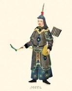 Chinese Mandarin Figure III