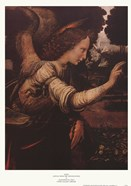 Angel (Detail from The Annunciation)