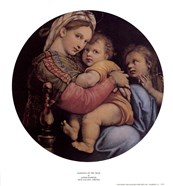 Madonna of the Chair, c.1514