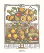 March/Twelve Months of Fruits, 1732