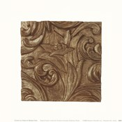 Copper Lily Frieze