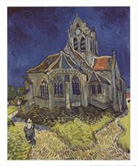 The Church at Auvers, c.1890