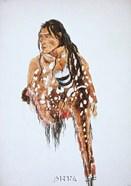 Ihkas-Kinne, Siksika Blackfeet Chief