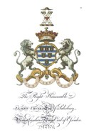 Coat of Arms - James Cecil of Salisbury