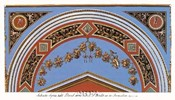 Detail/Loggia in the  Vatican II